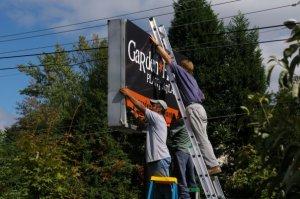 G*H sign raising